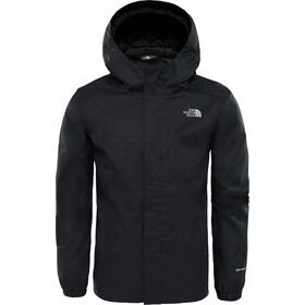 The North Face Resolve Reflective Jacket Jungs tnf black